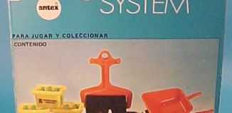 Playmobil - 3202-ant - Construction Accessories