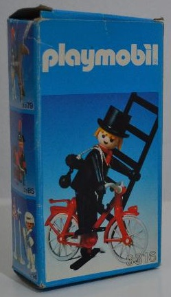 Playmobil 3316-esp - Chimney Cleaner - Caja