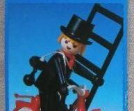 Playmobil - 3316-esp - Chimney Cleaner