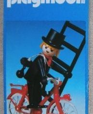 Playmobil - 3316-esp - Chimney Cleaner