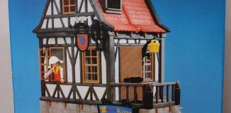 Playmobil - 3448-esp - Medieval Inn