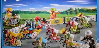 Playmobil - 9974v2-esp - Bike Race