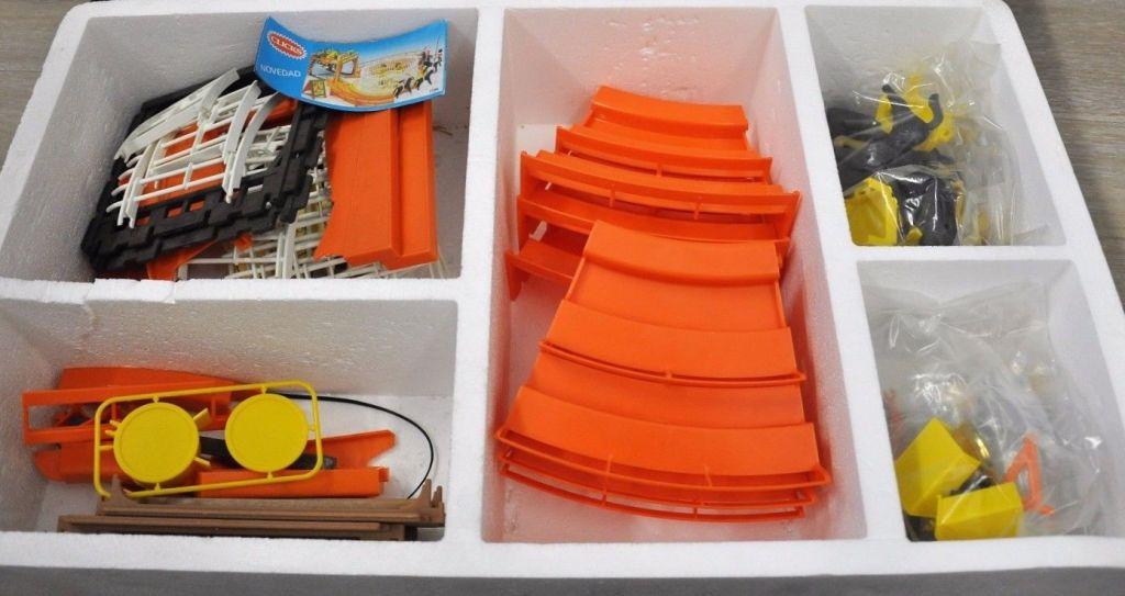 Playmobil 3194-fam - Circus - Back