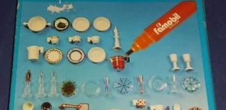 Playmobil - 3630-fam - Dishes