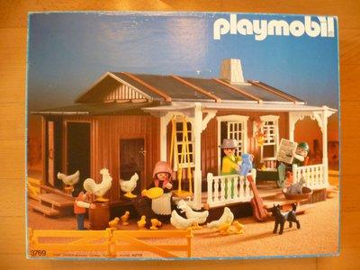 Playmobil 3769 - Farmhouse - Box
