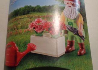 Playmobil - 0000-ger - Garden Gnome Lechuza