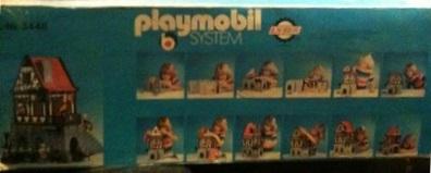 Playmobil 3448-lyr - Medieval Inn - Box