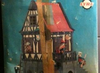 Playmobil - 3448-lyr - Medieval Inn