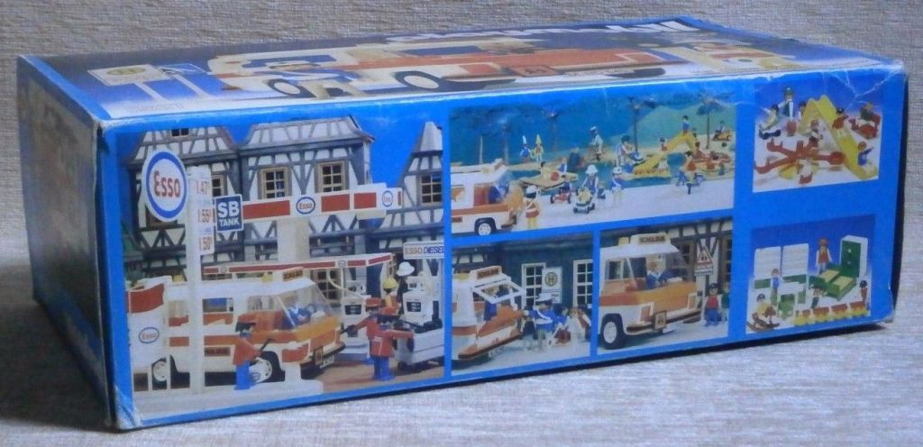 Playmobil 3521v3-lyr - School bus - Box
