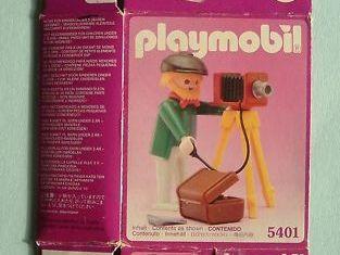 Playmobil - 5401-ant - Photographer