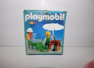 Playmobil - 3L82-lyr - Camping set