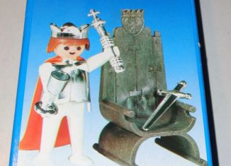 Playmobil - 3331-esp - king and trone