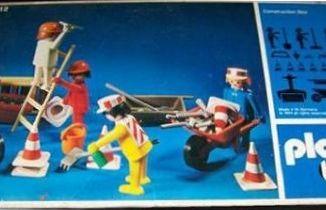 Playmobil - 010-sch - Construction Box