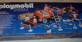 Playmobil - 013s2-ken-sch - Construction Super Deluxe Set