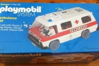 Playmobil - 057-sch - Ambulance Set
