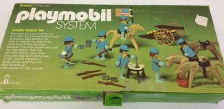 Playmobil - 060-sch - Cavalry Deluxe Set