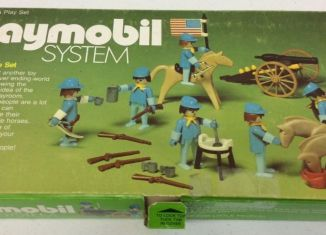 Playmobil - 060-sch - Cavalry Deluxe Set