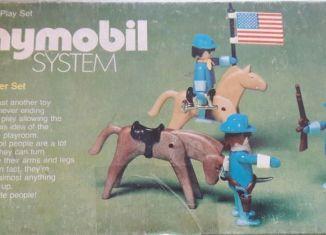 Playmobil - 061-sch - Cavalry Starter Set