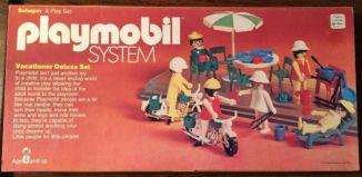 Playmobil - 080-sch - Vacationer Deluxe Set