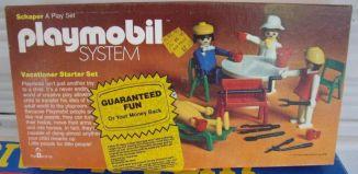 Playmobil - 081-sch - Vacationer Starter Set