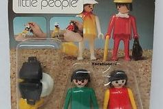 Playmobil - 089v2-sch - Vacationers