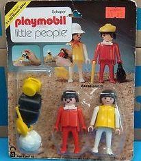 Playmobil - 089v3-sch - Vacationers