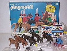 Playmobil - 1102v2-sch - Indian Deluxe Set