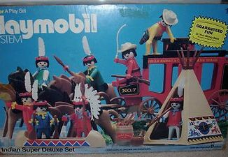 Playmobil - 1104v1-sch - Indian Super Deluxe Set