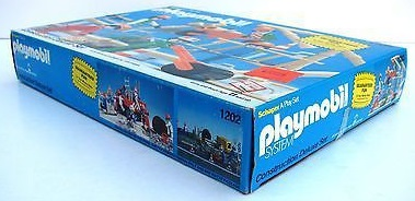 Playmobil 1202-sch - Construction Deluxe Set - Back