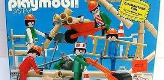 Playmobil - 1202-sch - Construction Deluxe Set