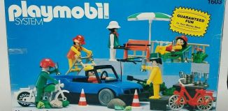 Playmobil - 1603-sch - Vacationer Special Deluxe Set