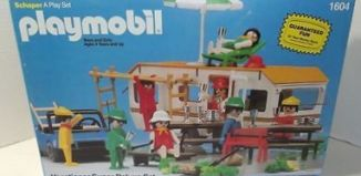 Playmobil - 1604v2-sch - Urlauber Super Luxus Set