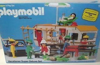 Playmobil - 1604v2-sch - Vacationer Super Deluxe Set