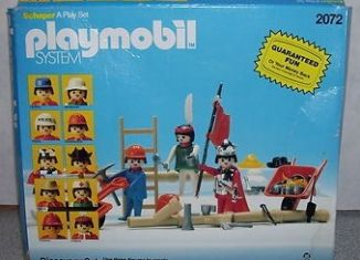 Playmobil - 2072-sch - Discovery Set