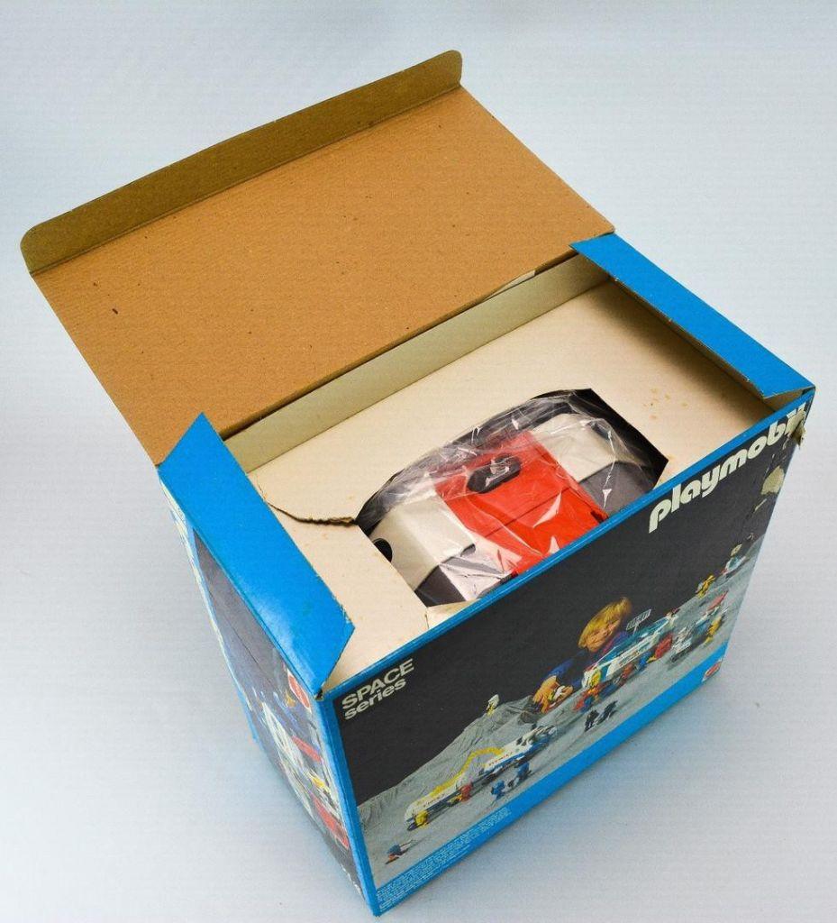 Playmobil 9733-mat - Space Station - Box