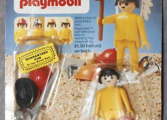 Playmobil - 169-sch - Discovery Rack Pac