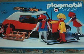Playmobil - 3187s1v1 - Winter Ski Trip