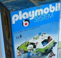 Playmobil - 3215v2 - Police car