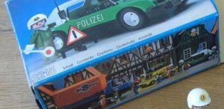 Playmobil - 3215v3 - Police car