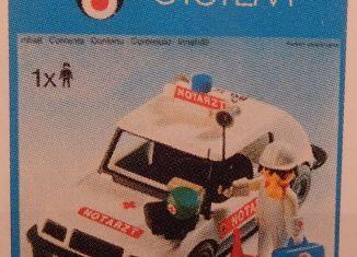 Playmobil - 3217s1v2 - Doctor's Car