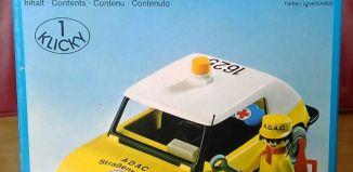 Playmobil - 3219s2 - Assistance car - ADAC