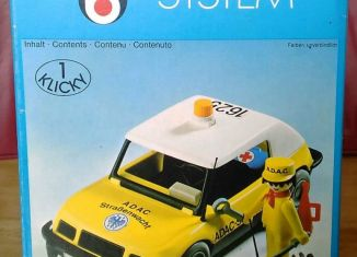 Playmobil - 3219s2 - Assistance car - ADAC
