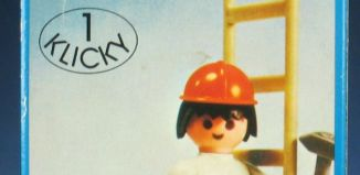 Playmobil - 3311v2 - Construction Worker