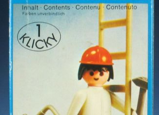 Playmobil - 3311v2 - Construction Worker