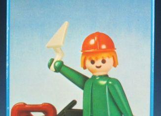 Playmobil - 3312v1 - Construction Worker