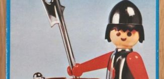Playmobil - 3334v1 - Soldier with treasure