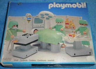 Playmobil - 3459v1 - Surgical unit