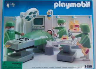 Playmobil - 3459v2 - Operating Room