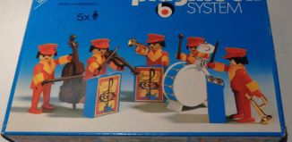 Playmobil - 3511v2 - Circus band