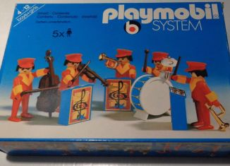 Playmobil - 3511v2 - Circus band